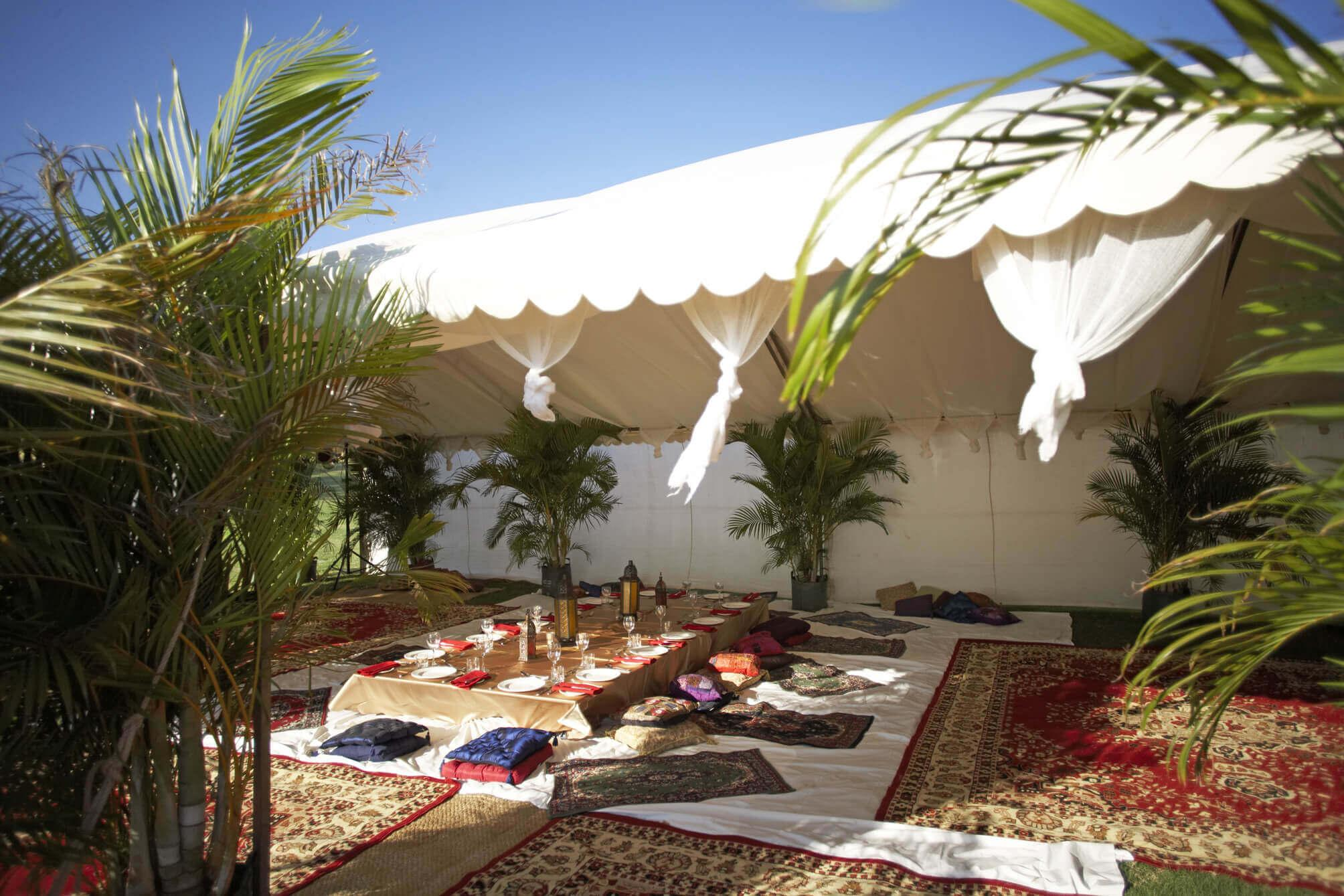 Arabian Nights Conference Theming 4