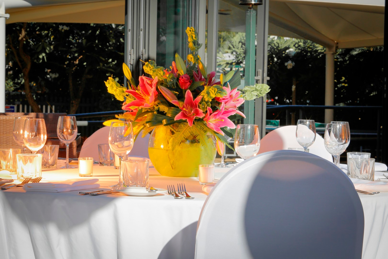 Conferences Event Venues Poolside Dining 11