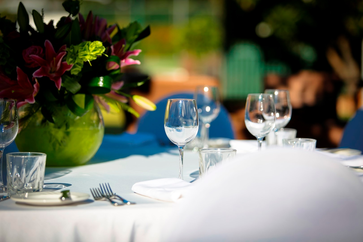 Conferences Event Venues Poolside Dining 8