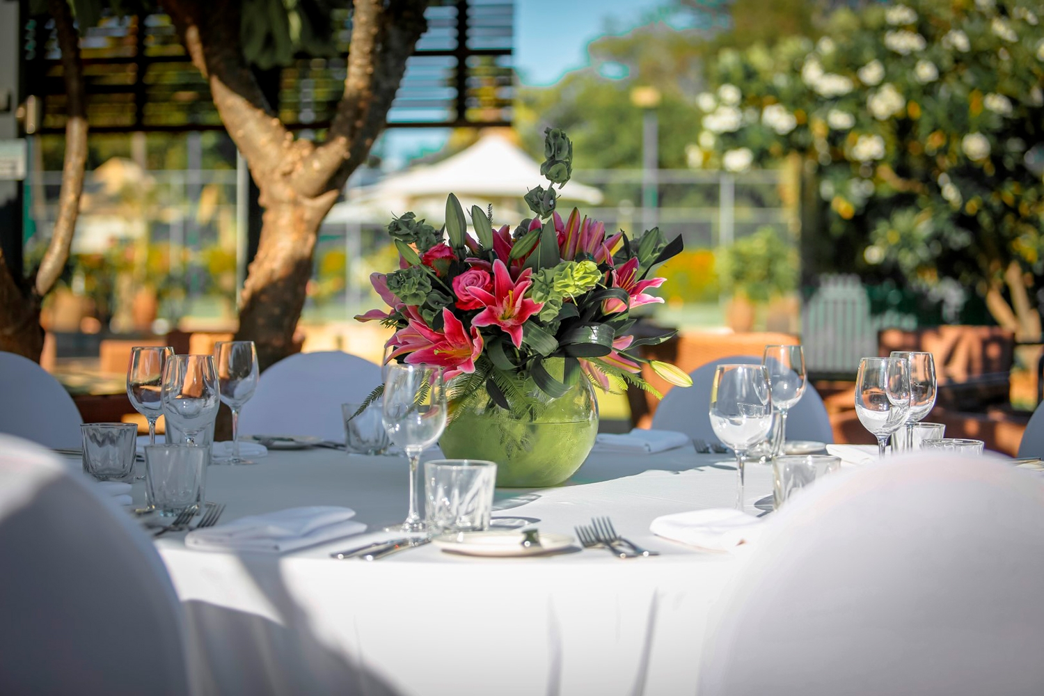 Conferences Event Venues Poolside Dining 9
