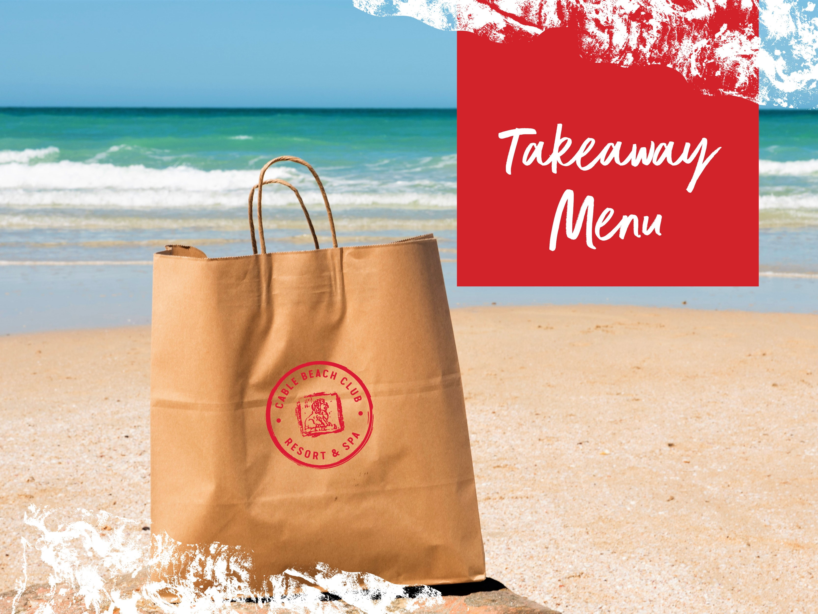 Sunset Bar & Grill takeaway available now!