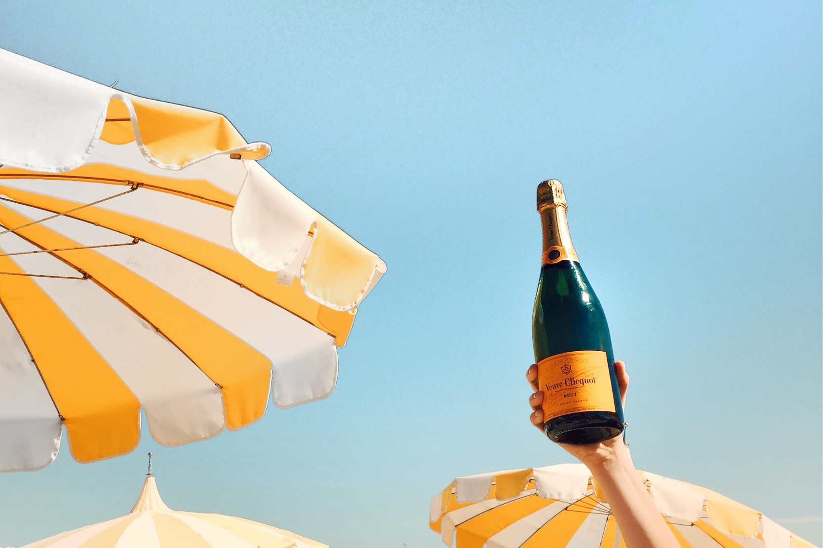 Club Sunset with Veuve Cliquot
