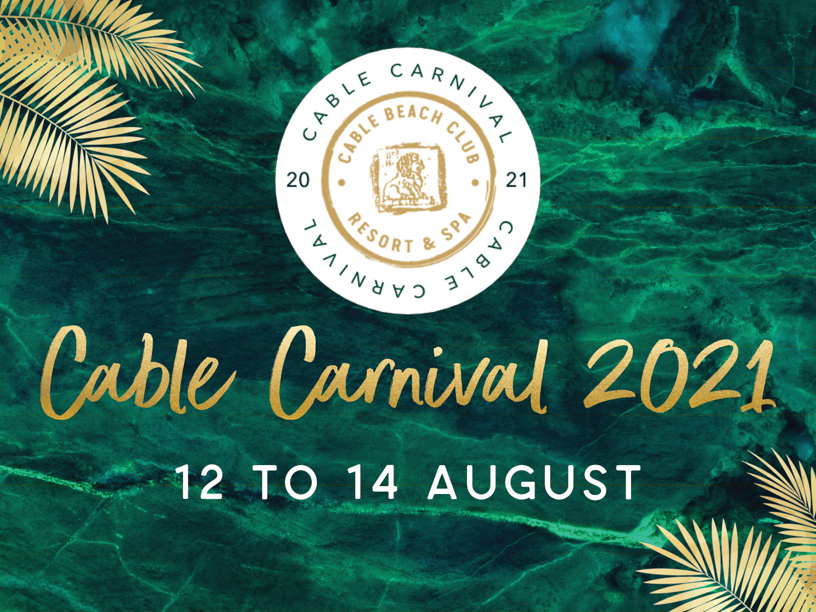 Cable Carnival is THE place to be this Broome Cup week