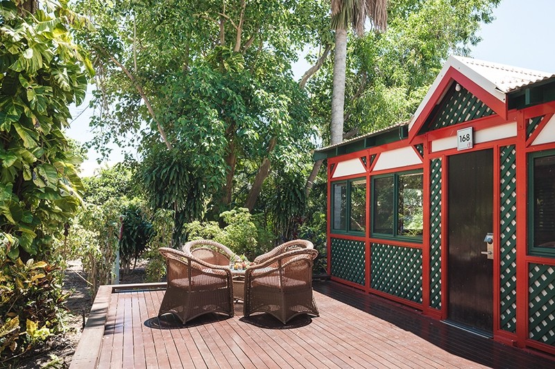 40% Off Bungalows